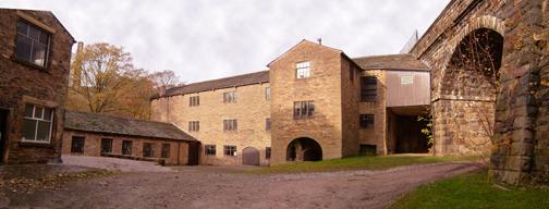 Helmshore Mill Museum