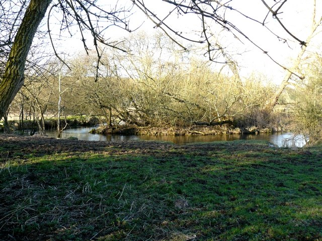 Wherwell - The River Test