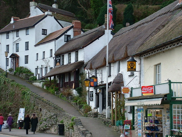 Mars Hill, Lynmouth