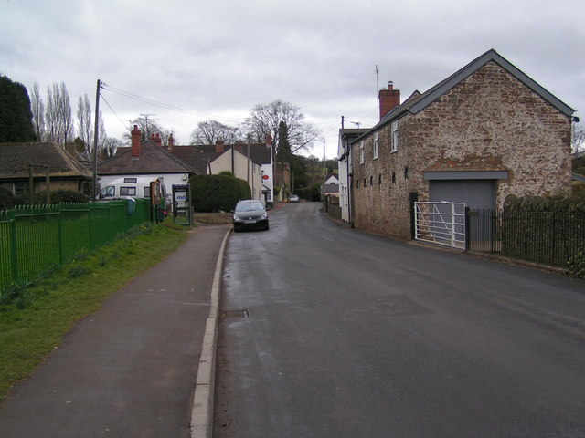 Church rd, Longhope