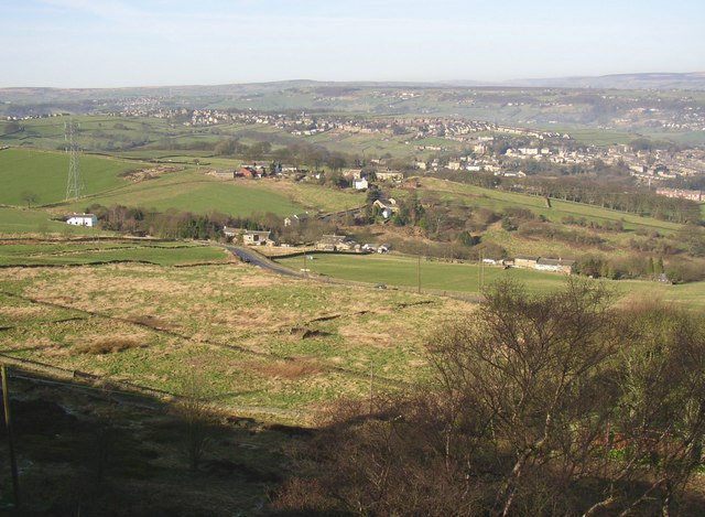 View of Old Lindley