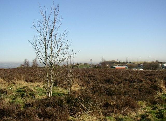 Recreation ground, Old Lindley Moor