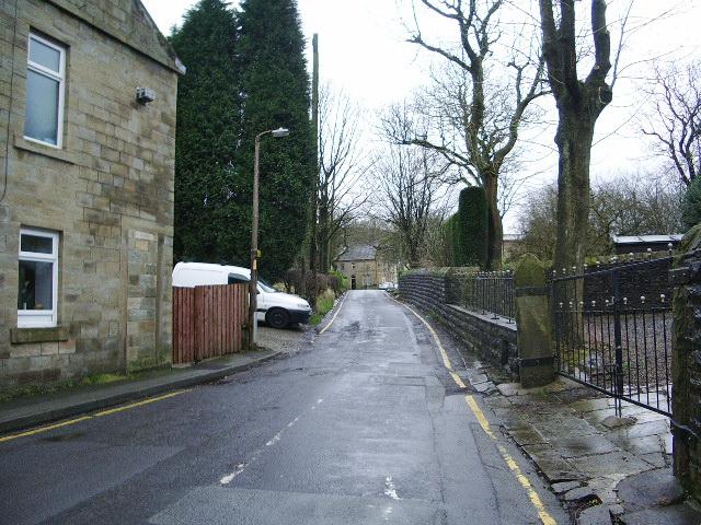 Stubbylee Lane, Bacup