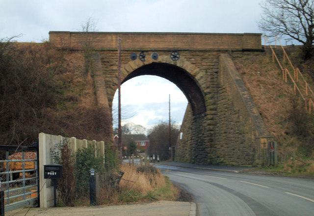 Railway bridge Low Ackworth