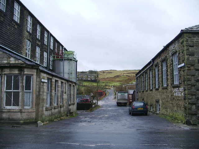 Deansgreave Road, Bacup