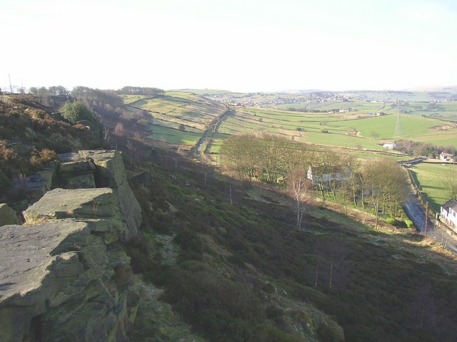 Old Lindley Edge