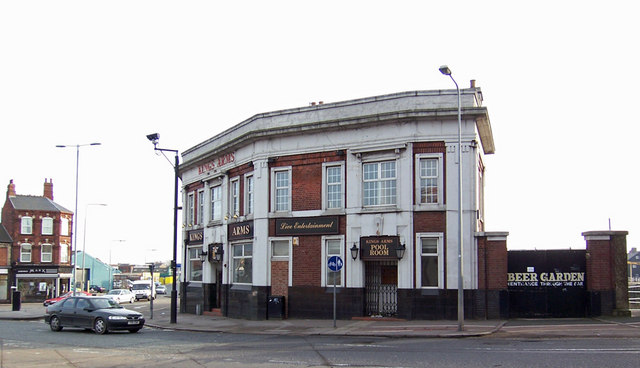 King's Arms, 142 Witham, HU9 1AS