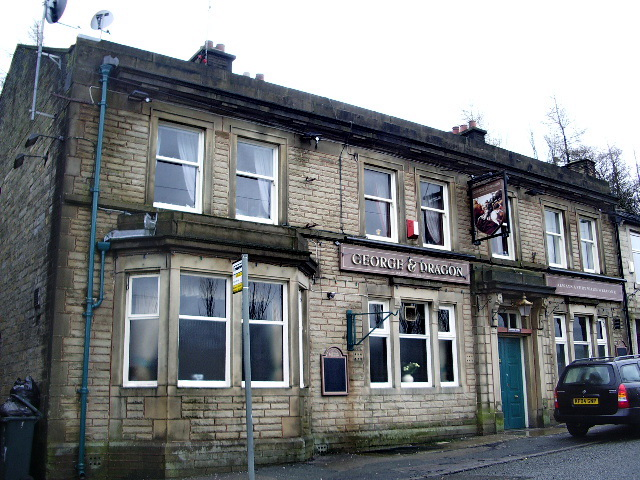 George & Dragon, 94 Rochdale Road, Bacup