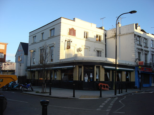 The Priory, Belsize Rd