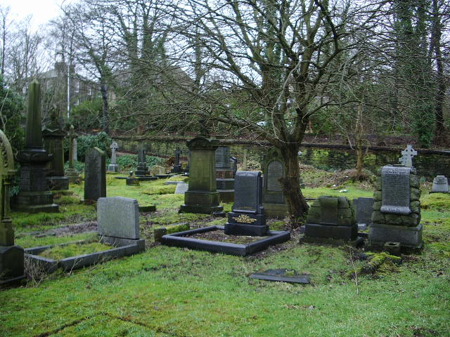 Newchurch Methodist Church, Graveyard