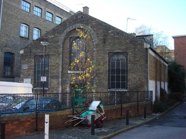 Chapel on Kilburn Vale