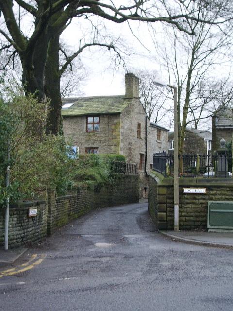 Edge Lane,  Rawtenstall