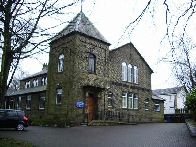 Sion Baptist Church, Cloughfold