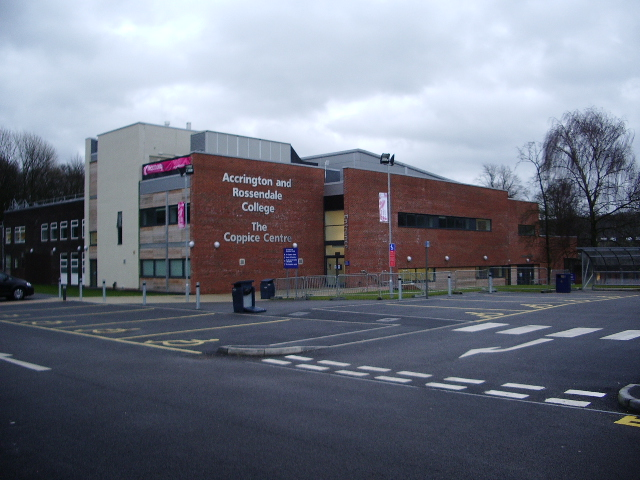 The Coppice Centre, Accrington and Rossendale College