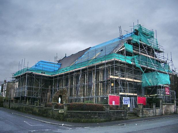 St Anne's Catholic Church, Accrington