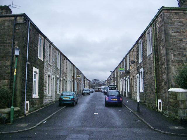 Beech Street, Accrington