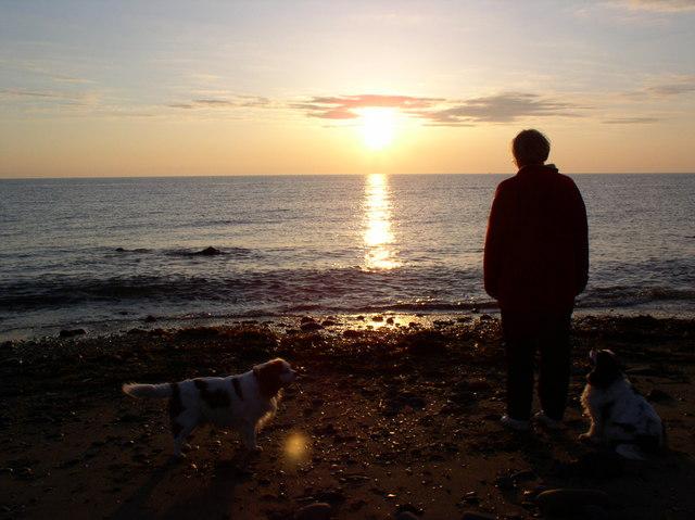 Sunset  Ballantrae North Shore