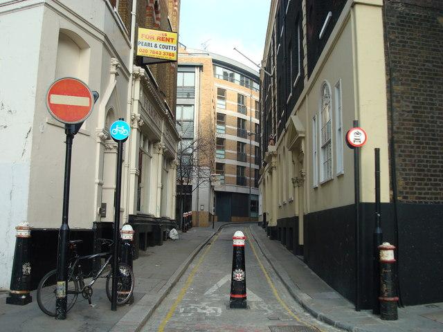 Blackfriars Lane, EC4
