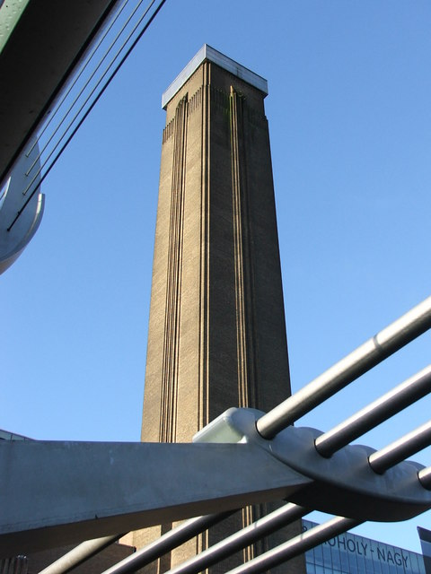 `Tate Tower` The Tate Modern