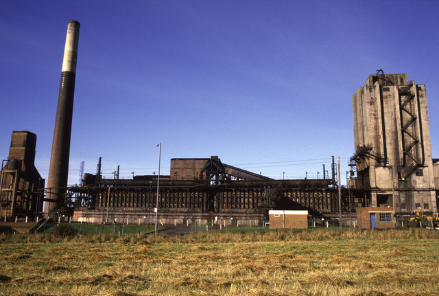 Fishburn Coke Works