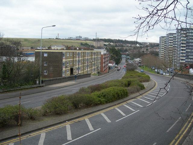 New Road, Chatham (1)