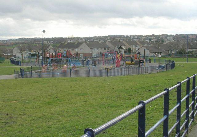 Play Area - Broadstone Way