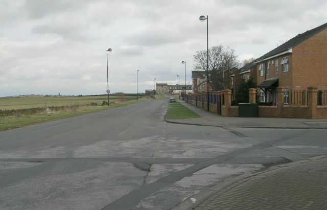 Tyersal Lane