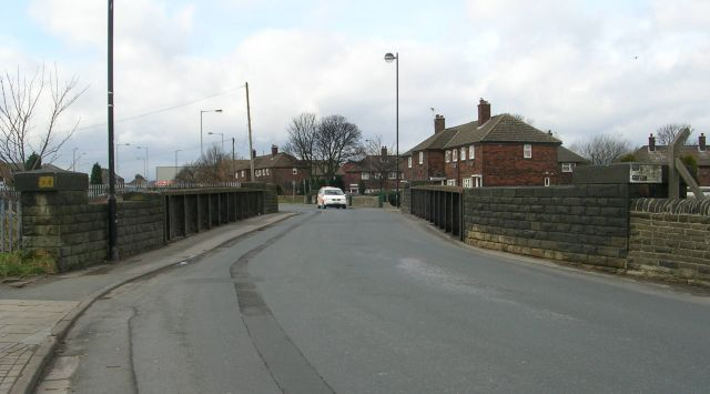 Road Bridge BRB GIB/28 - Tyersal Lane