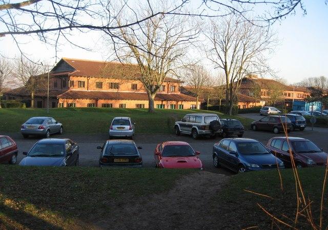 Fort Hill Community School - Humanities block
