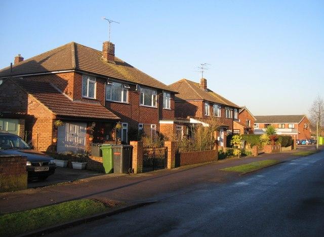 Hawthorn Way housing