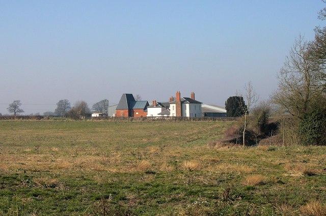 Lower Chadnor, Dilwyn