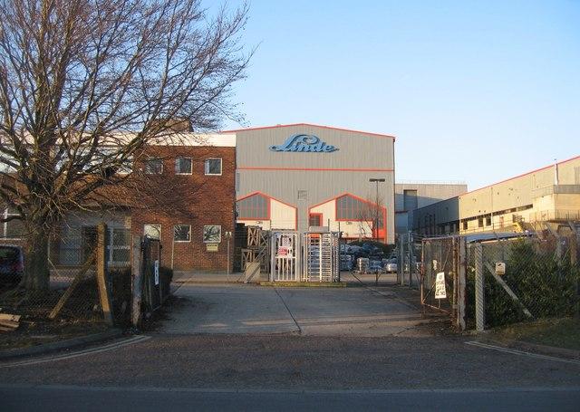 Linde factory