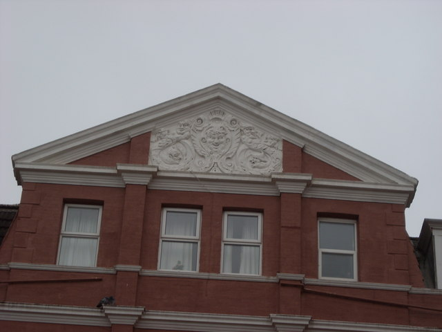 Decorative Feature, Bexhill-on-Sea