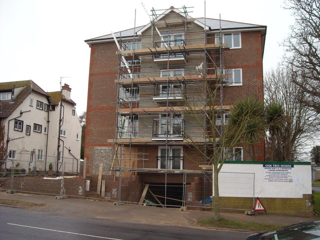 New Building, Bexhill-on-Sea