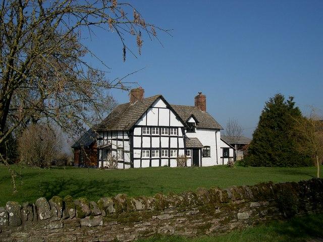 Little Dilwyn Farmhouse