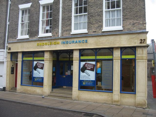 Endsleigh Insurance - St Marys Street