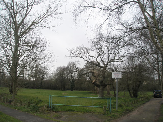 Common land at Stockheath