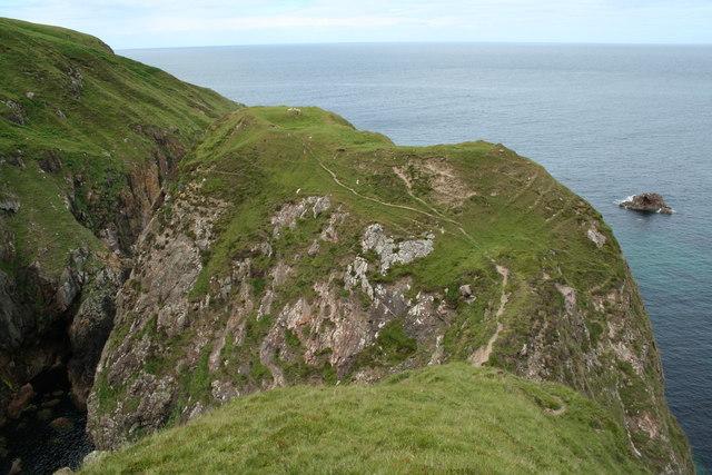 Cliffside Ancient Fort