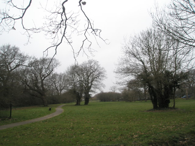 Footpath across the Common