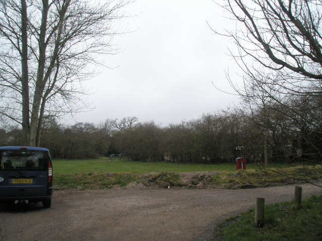 Parking at Stockheath Common