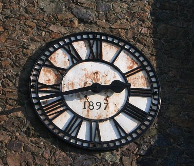 Jubilee Clock, Welland Church