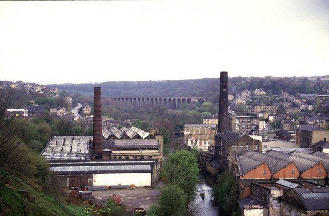 Mills in Lockwood from Primrose Hill