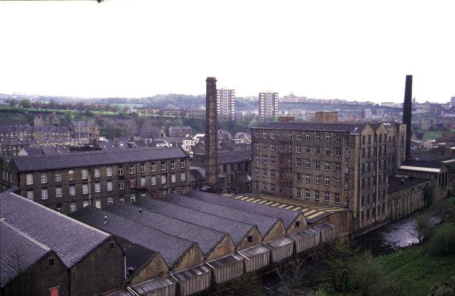 Bath Mills and albert Mills, Lockwood