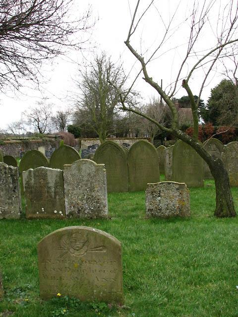 St James's church - churchyard
