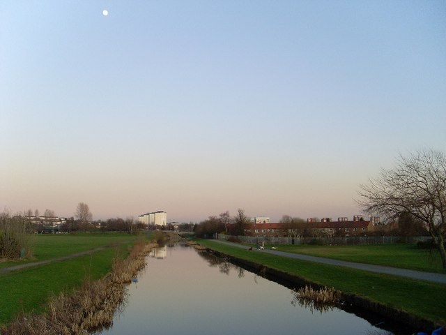 Canal at Linnvale