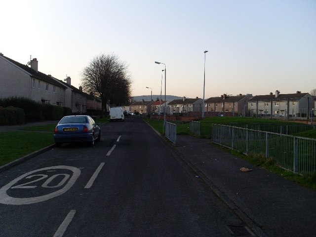 Braes Avenue, Whitecrook