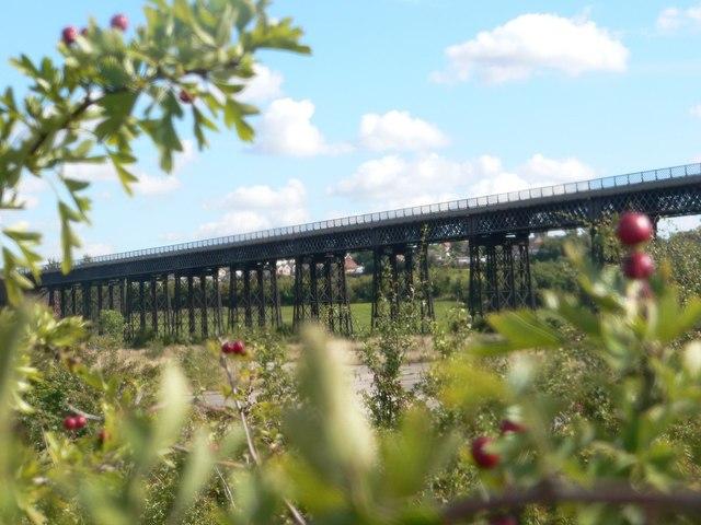 Bennerley Viaduct Bridge