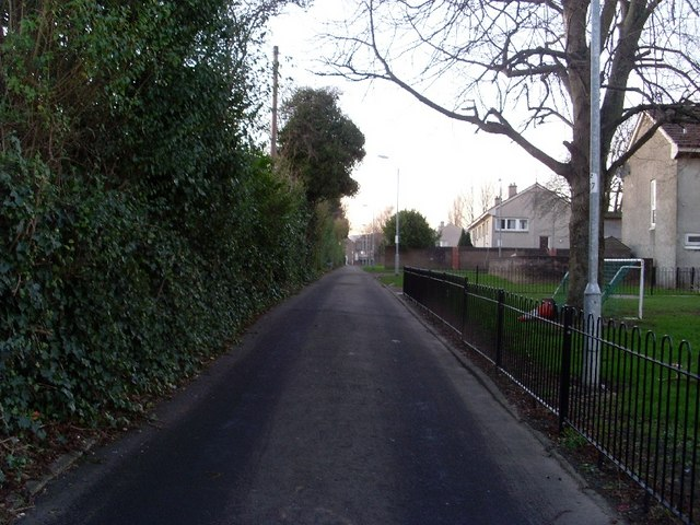 Lane in Whitecrook