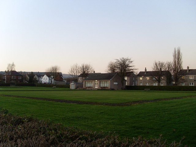 Whitecrook Bowling green