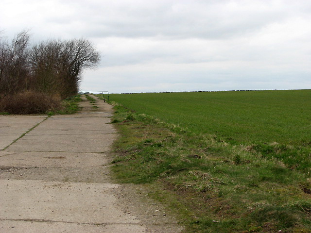 Track northwest